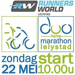 Duo (halve) Marathon: Joshua Buijnink